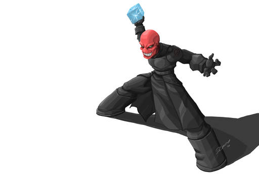 Marvel Villains: Red Skull