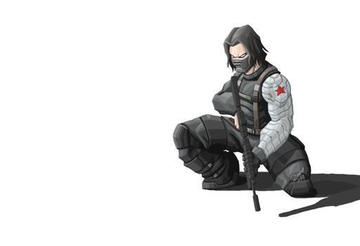 Marvel Villains: Winter Soldier