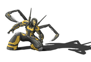Marvel Villains: Yellow Jacket