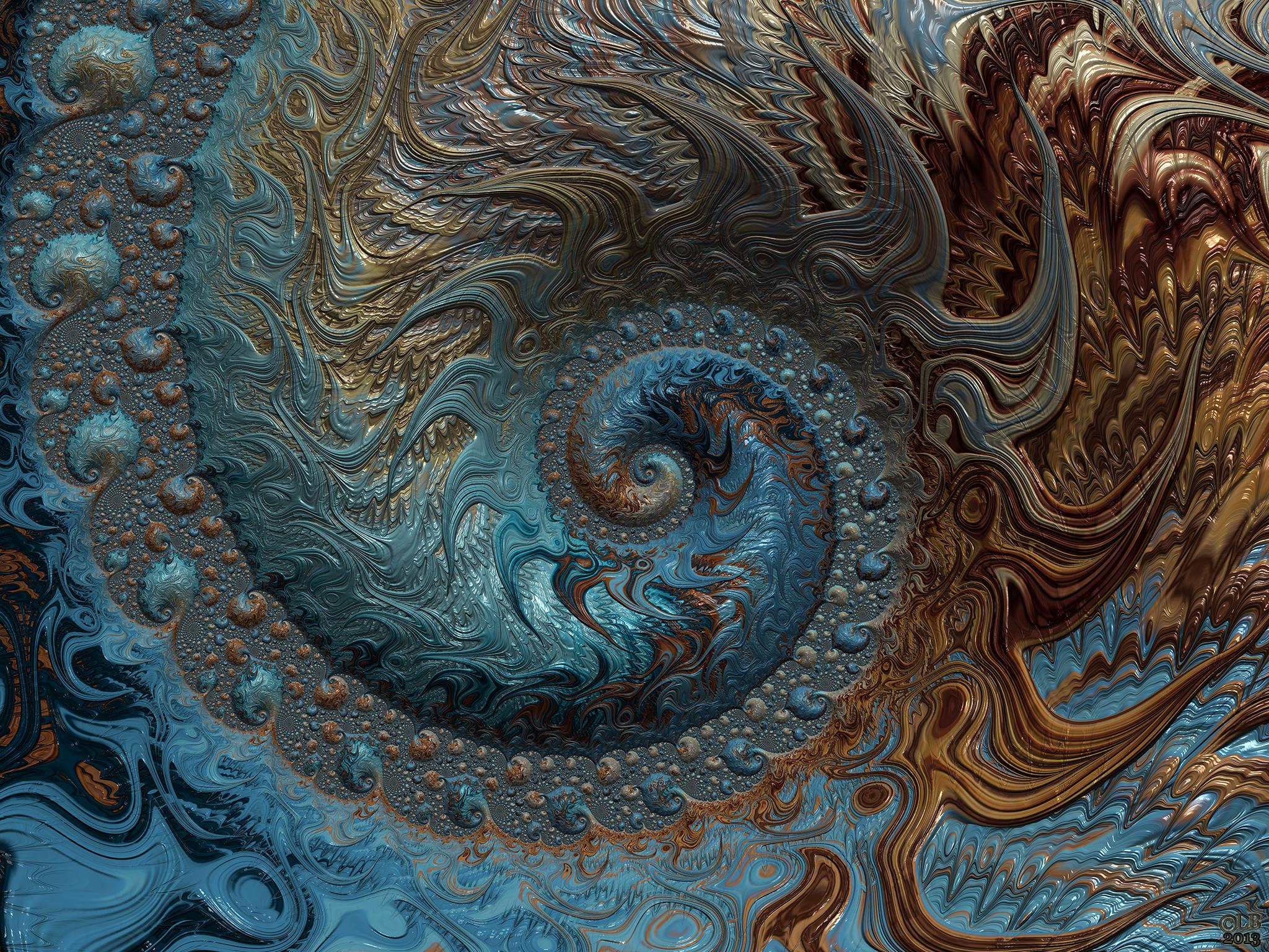 Not so blue by Aqualoop31