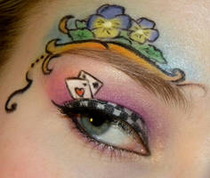 Alice in Wonderland contest by Klaudia88