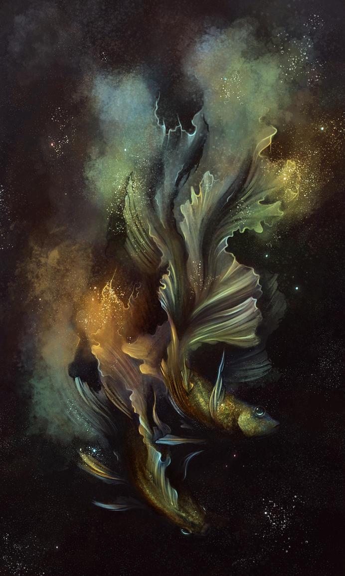 Pisces Nebula by Kanizo