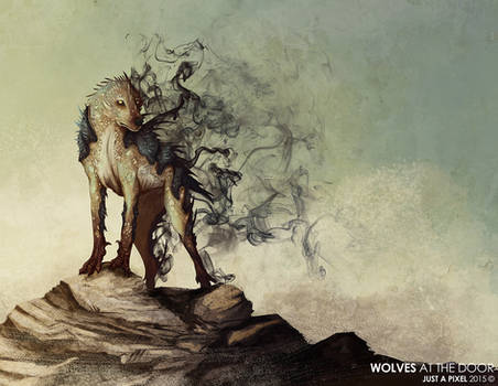 Wolves at the Door - Amoured Wolf