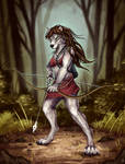Wild Huntress