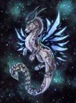 Charr Dragon - Commission