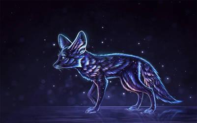 Stardust Fennec Fox