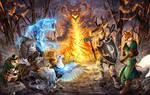 Final Battle - Commission