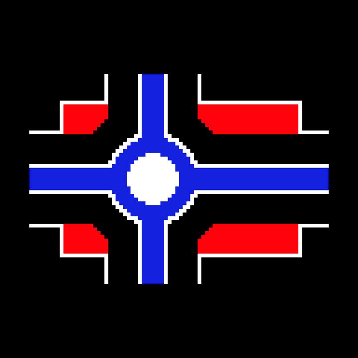 Flag 1 by Genemesis