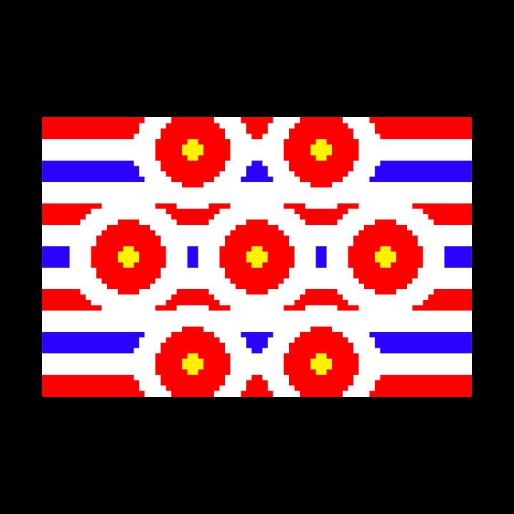 Flag 2 by Genemesis
