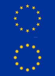 Alternate flag: European Union