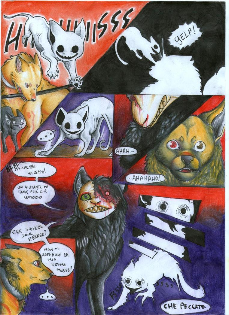 Contest-Demoniac cats by xXAlfaX