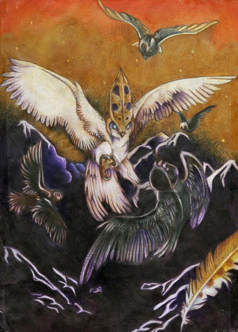 Guardians of Ga'hoole by xXAlfaX