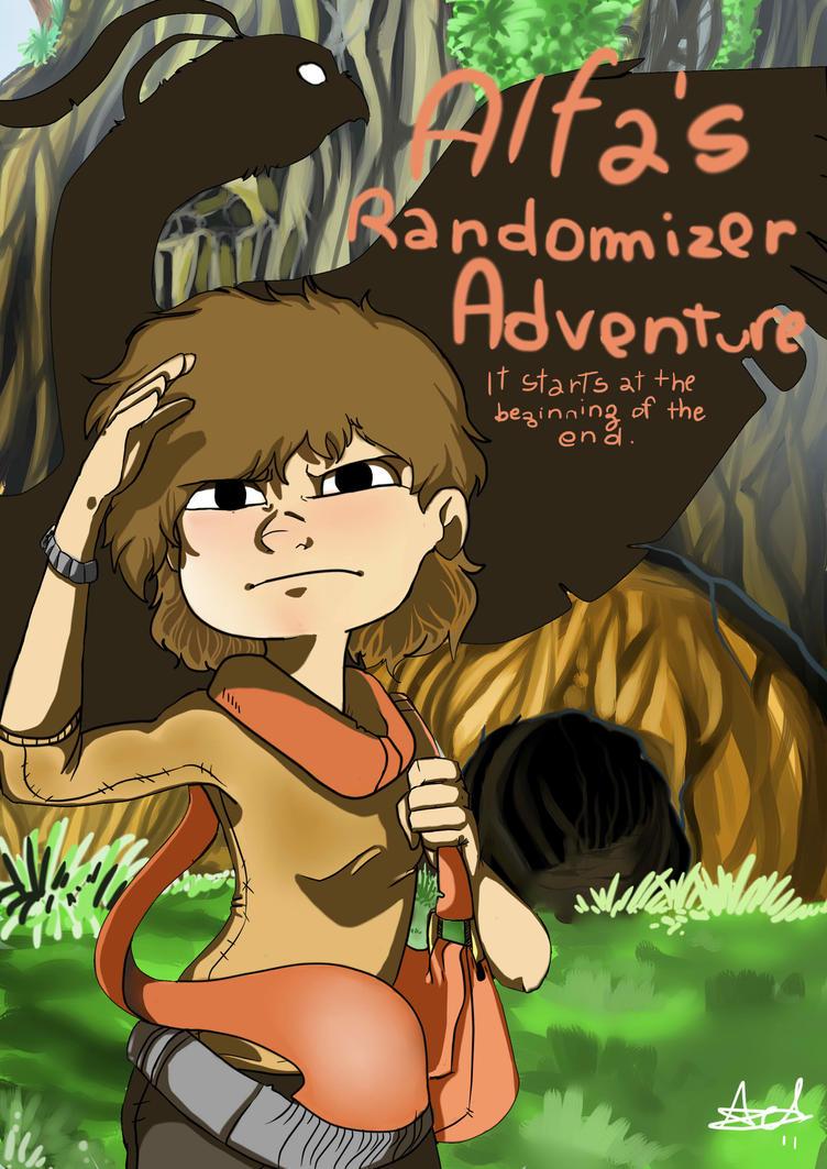 Alfa's Randomizer Nuzlocke- COVER by xXAlfaX