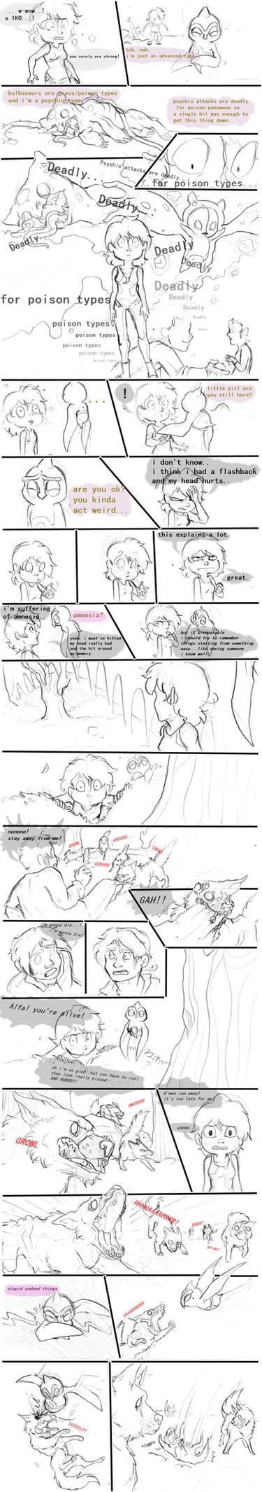 Alfa's Snakewood Nuzlocke-page 2 by xXAlfaX