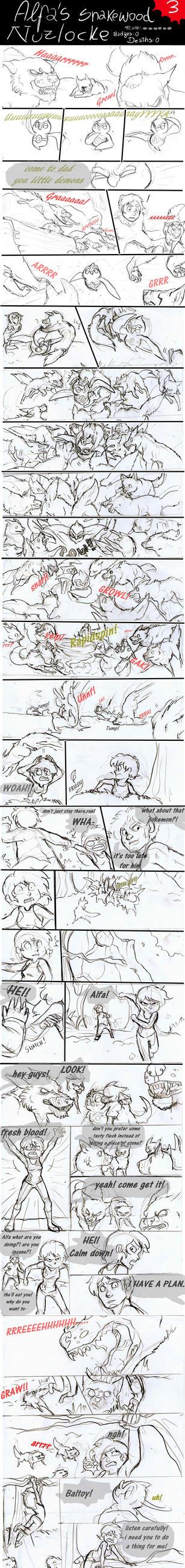 Alfa's Snakewood Nuzlocke-page 3 by xXAlfaX