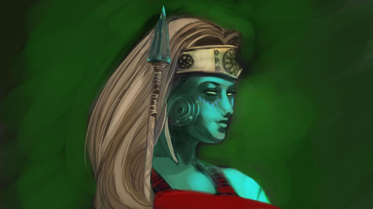 AmazonWarrior by grenader1