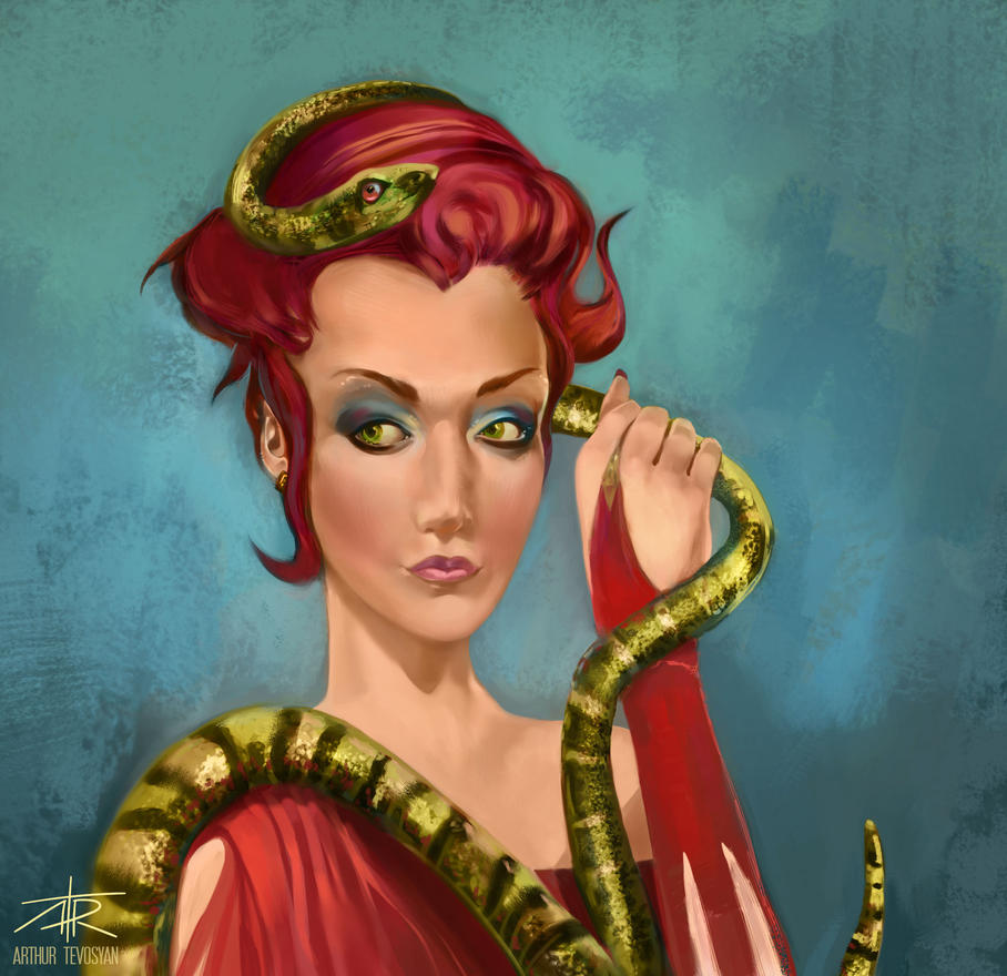Snake Eyes by grenader1