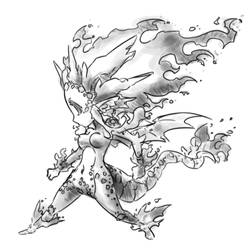 DRAGONIKA by YAKUMOFUJII