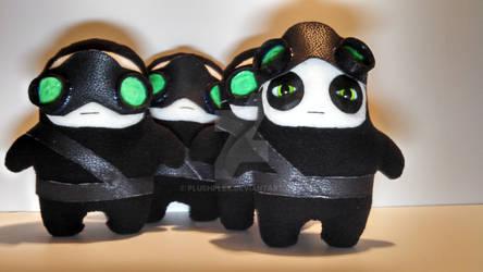 Glum Ninjas Night Vision Force