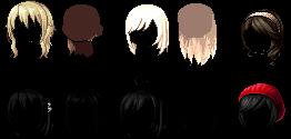 Hair l 04 by Nouire