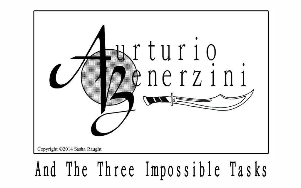 Aurturio Benerzini by SashaRaught
