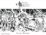 Aurturio Benerzini (Detail) Poster