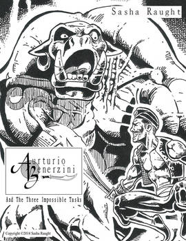 Aurturio Benerzini (Detail) Art PrintE