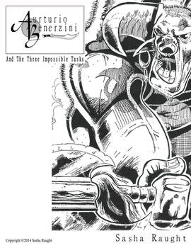 Aurturio Benerzini (Detail) Art PrintG