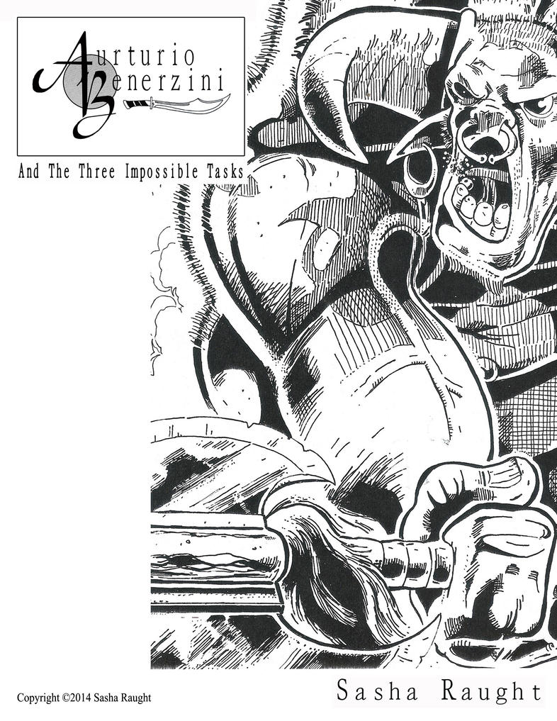 Aurturio Benerzini (Detail) Art PrintG by SashaRaught