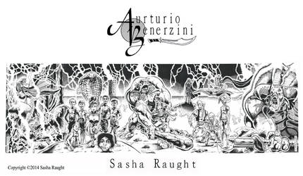 Aurturio Benerzini Poster