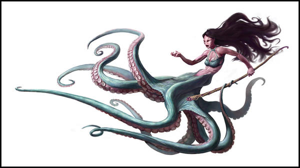 octopus by theincredibleandy