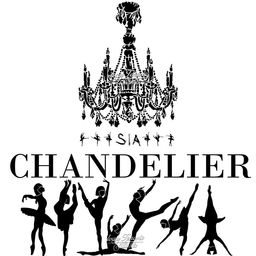 Sia Chandelier Fanart By Ivantenorio On Deviantart