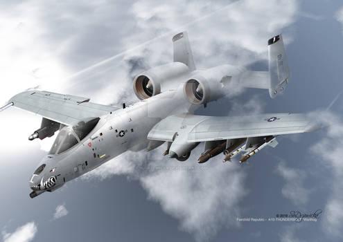 Fairchild Republic - A10 Thunderbolt