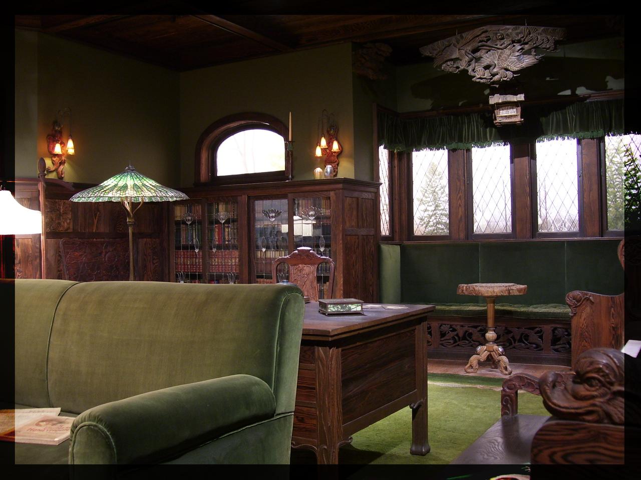 Old Minnesota Living Room By Ddrmixer On Deviantart