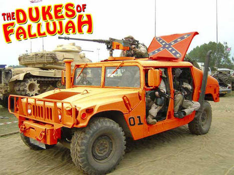 The Dukes of Fallujah