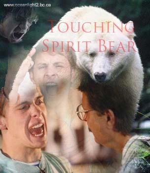 Peter From Touching Spirit Bear