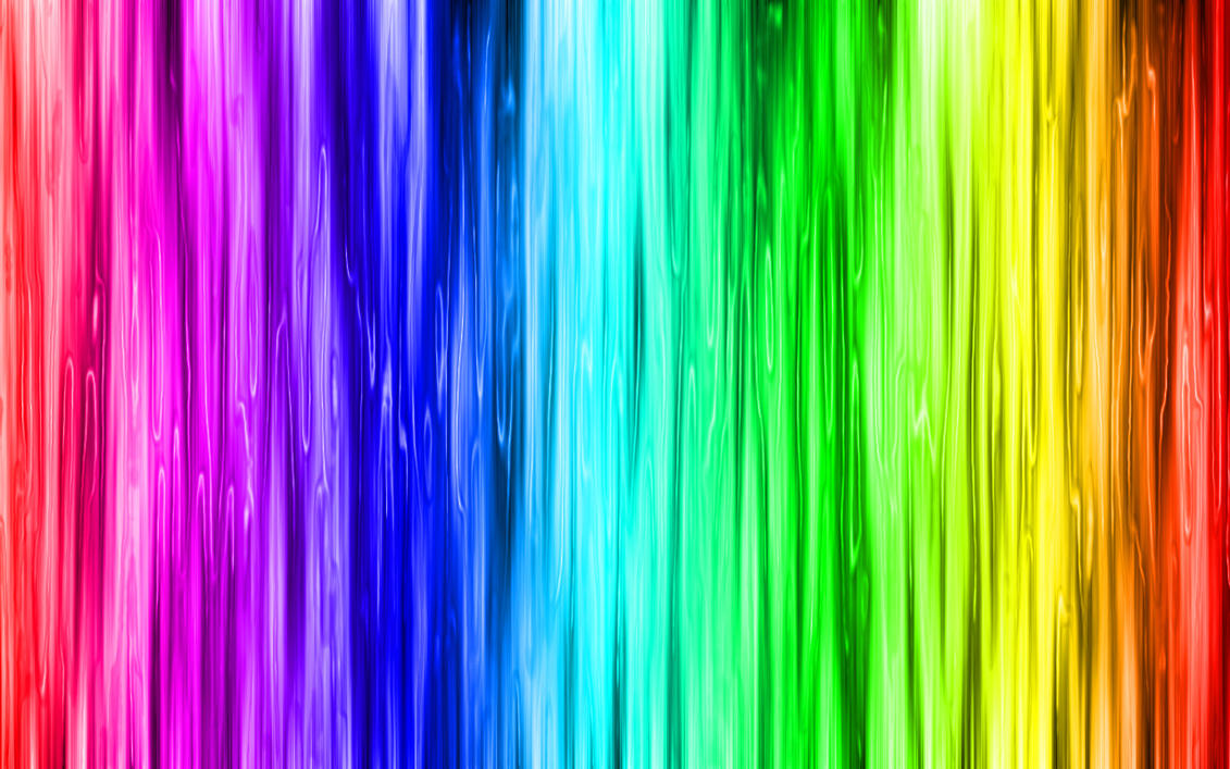 Rainbow Wallpaper - Rainbow Wallpaper By Amaner