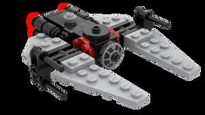 T-TIE Sword (Turbo Twin Ion Engine) Prototype