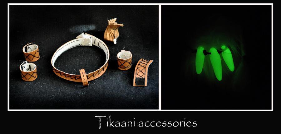 Tikaani accessories by LisaToms
