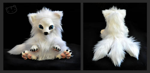 Fox Leshky by Lisa Toms by LisaToms