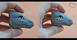 Dragon head preview- WIP