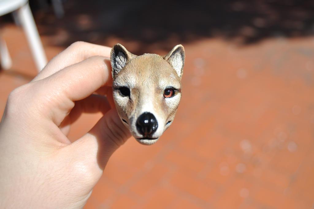 Thylacine doll -WIP by LisaToms
