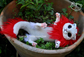 Newborn dragon spirit by LisaToms