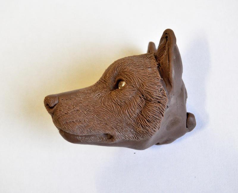 Wolf wip by LisaToms