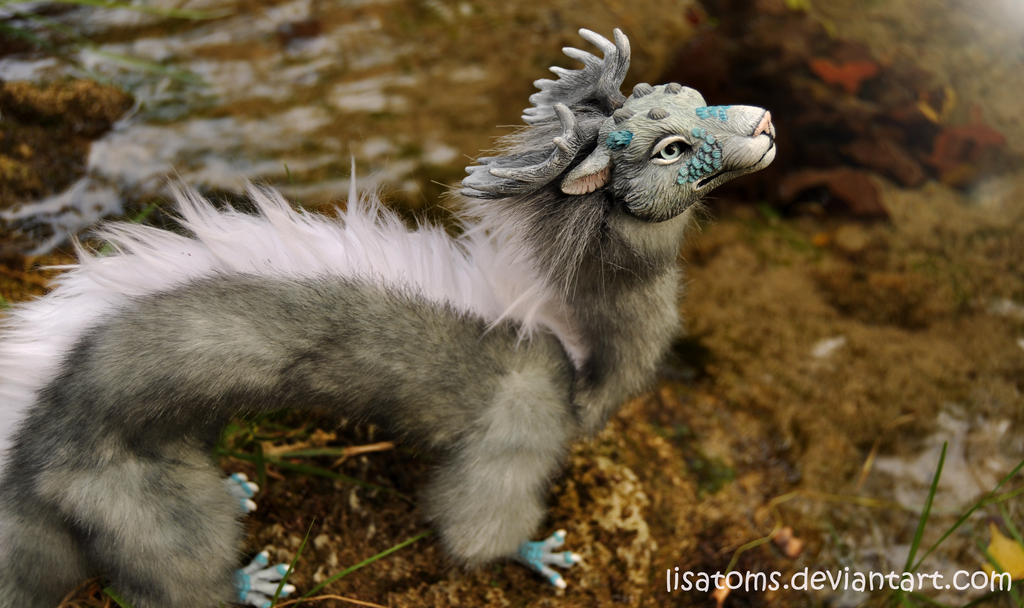 New Dragon Spirit by LisaToms