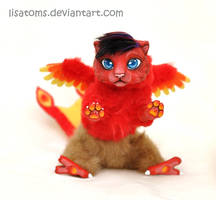 Phoenix Hellcat- commission by LisaToms