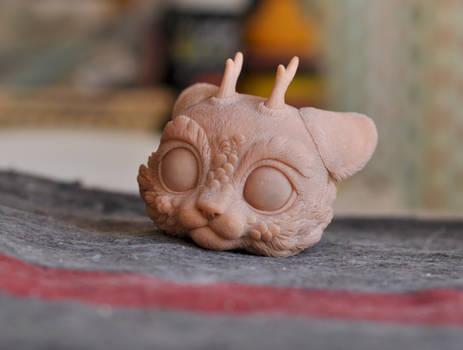 WIP- New chibi dragon spirit