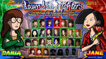 Lawndale Fighters - Players