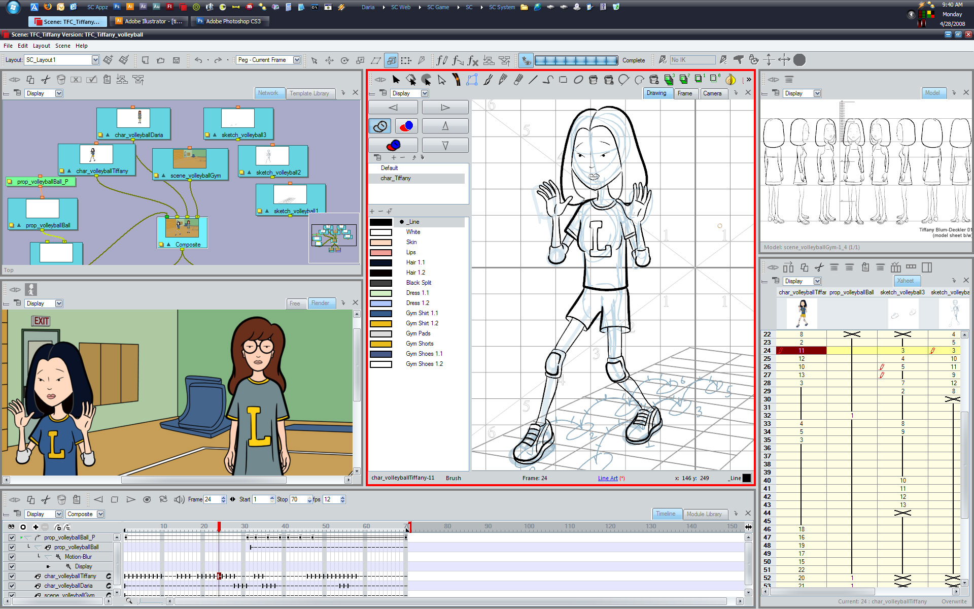 Animating some more by S-C