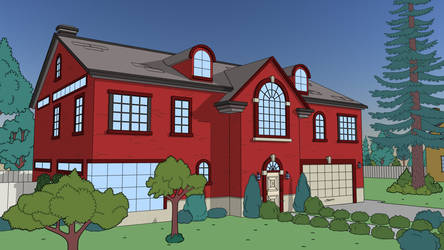 Morgendorffer Residence - Day by S-C